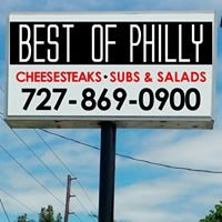 Best Of Philly Cheesesteaks