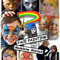 Madeleine Mitchell Face Painting
