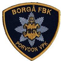 Borgå Frivilliga Brandkår r.f. // Borgå FBK - Porvoon VPK
