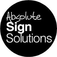 Absolute Sign Solutions