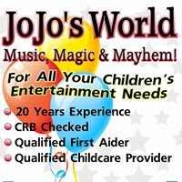 Jo jo's world