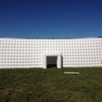 Inflatable marquee hire