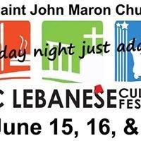 St. John Maron Church OC Lebanese Festival