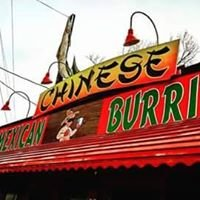 Chinese Mexican Burrito