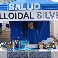 Colloidal Silver Health Products by Salud