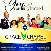 RCCG Grace Chapel for all Nations, Clapton London