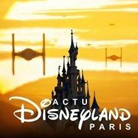 Actu Disneyland Paris