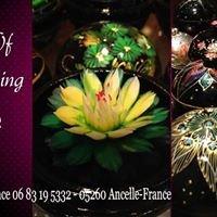 Fleur en Savon Sculpté Main Vente en Gros