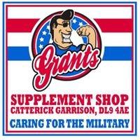 Grants Supplement Shop