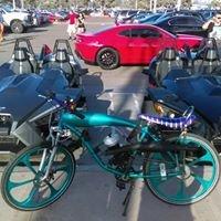 Staffords motorbikes