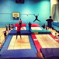 Bradford University Trampolining Team
