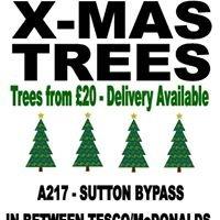 Sutton Christmas Trees