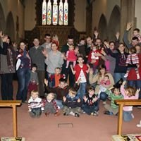 The 11am Family Service at All Saints Church Wokingham