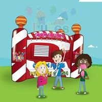 Lukes bouncy castle hire