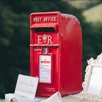 Cornwall Wedding Post Box Hire