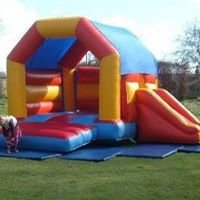 Webbers Amusements bouncy castle hire ilminster