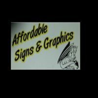 Affordable signs and graphics