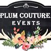 Plum Couture Events