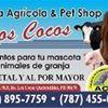 Casa Agricola y petshop los Cocos