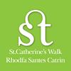St. Catherine's Walk / Rhodfa Santes Catrin