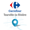 Carrefour Tourville La Riviere