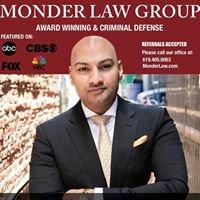 Monder Criminal Lawyer Group