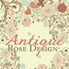 Antique Rose Design