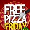 Free Pizza Fridays