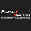 Final Trim Operators - Recruitment & Labour Hire thumb