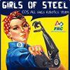 Girls of Steel Robotics Team