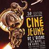 """Festival International de cinéma """"Ciné-Jeune de l'Aisne"""""""