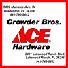 Crowder Bros Ace Hardware