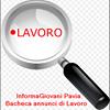 Infogiovanipavia - Bacheca annunci di lavoro