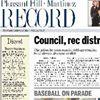 Pleasant Hill/Martinez Record