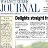 Walnut Creek Journal