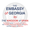 Embassy of Georgia to the Kingdom of Spain, PERM REP to the UNWTO