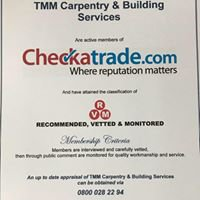TMM Carpentry & Building Services