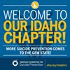 American Foundation for Suicide Prevention - Idaho Chapter
