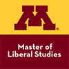 University of Minnesota Master of Liberal Studies Program