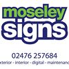 Moseley Signs