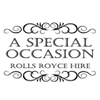 A Special Occasion - Rolls Royce Hire