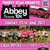 Ramsey Road Runner's