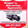 Roger's Security Systems Inc.