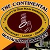 The Continental Restaurant & Banquets