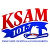 KSAM 101.7