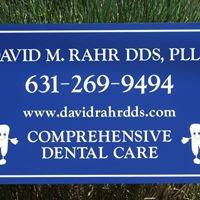 David M Rahr DDS