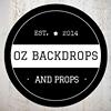 Oz Backdrops & Props
