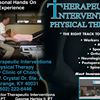 Therapeutic Interventions Physical Therapy