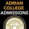 Adrian College Admissions