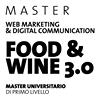 Food & Wine 3.0 - Web marketing & digital communication